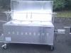 New hog roast machine