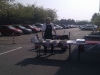 Ian & Roy catering for over 150 people at Milton Keynes