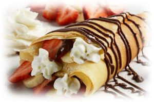 Crepes - Hog Roast Redditch - Desserts
